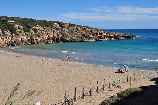 beach of calamosche marzamemi