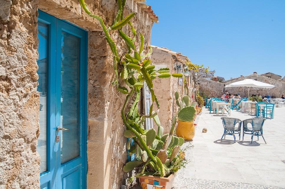 Marzamemi, Sicilia