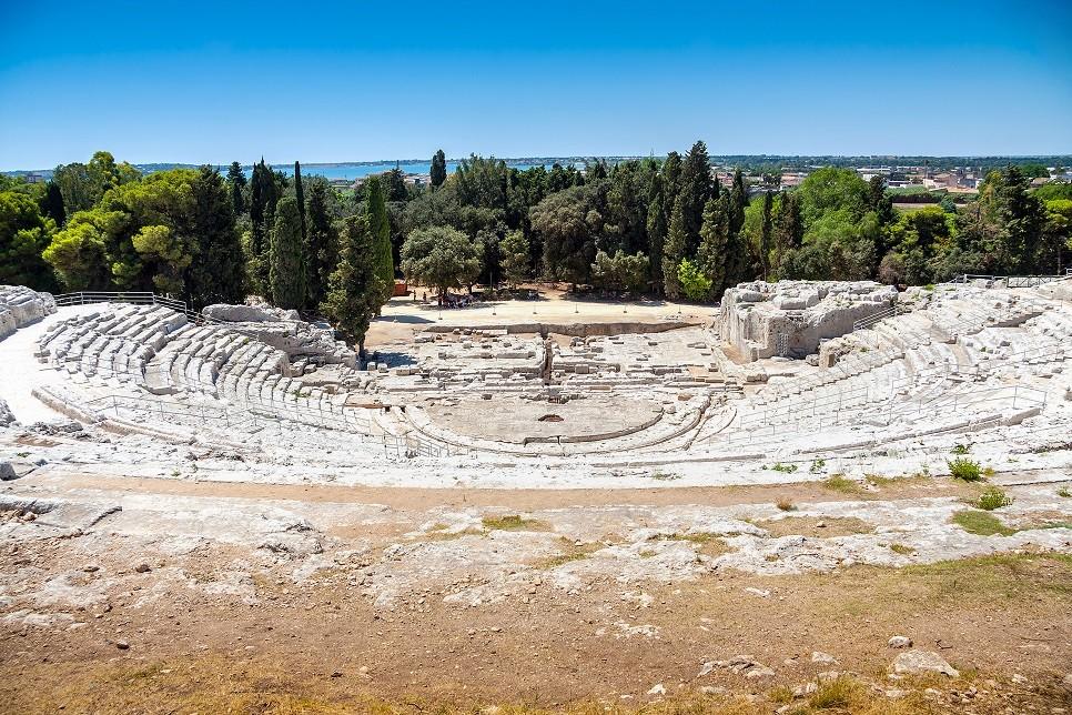 Greek Theatre Syracuse