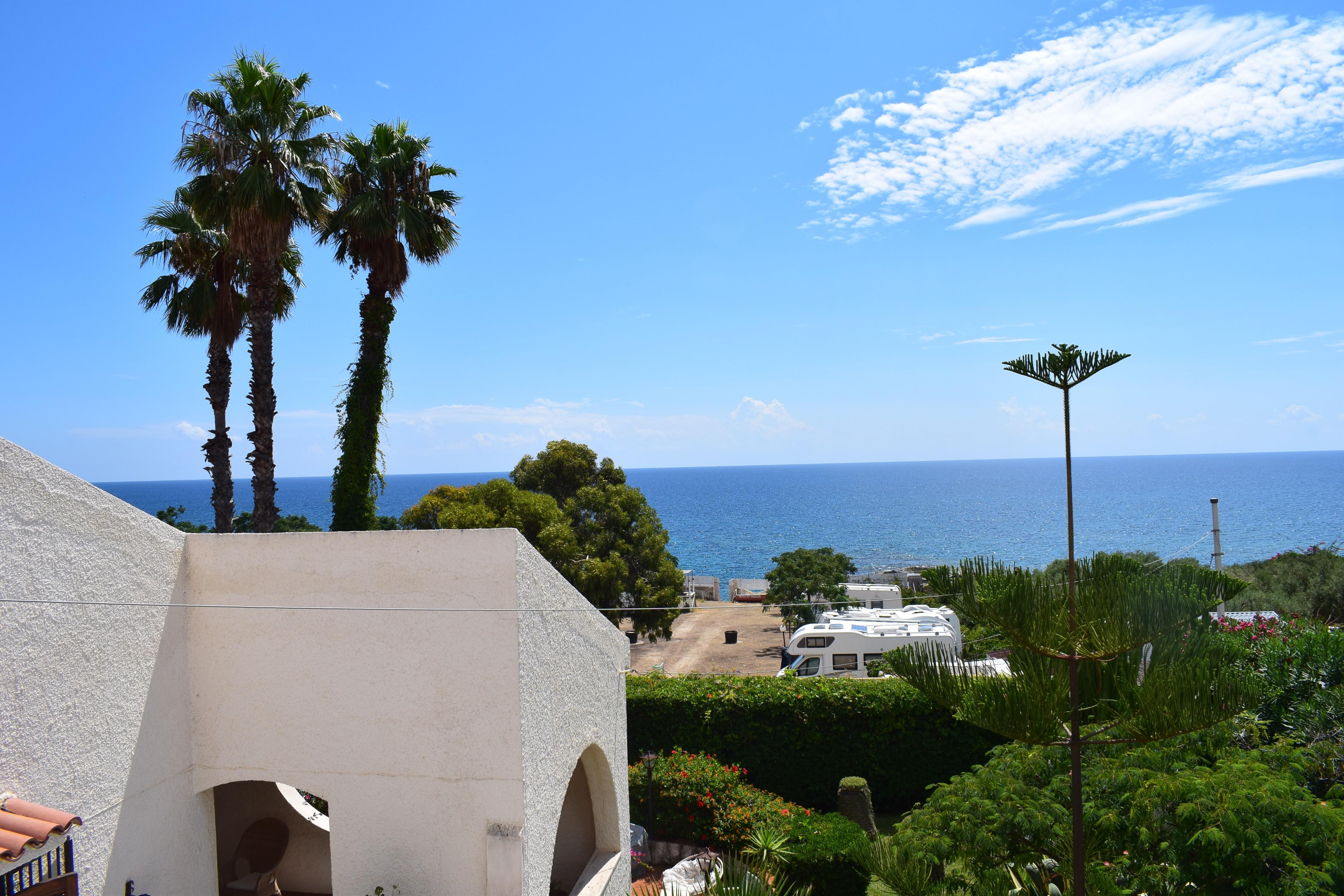 Veranda Villa Melisa Sicilia