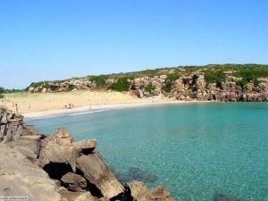 Sicily spiaggia di calamosche