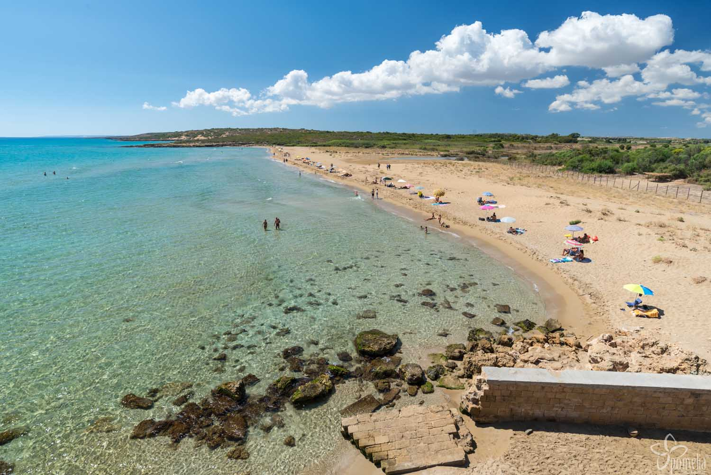 spiaggia eloro lido di noto